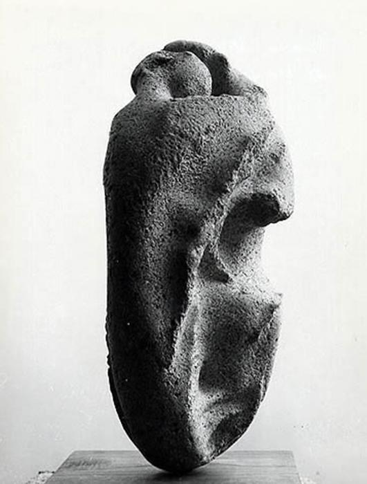1968 - Pietra - Simbiosi - Germania - 55x30cm
