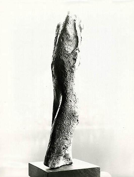 1970 - Pietra di Moltrasio - Svizzera - 85x25cm