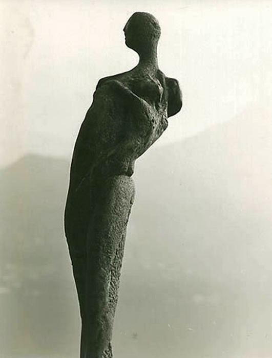 1973 - Pietra Artificiale - Milano - 90x30cm