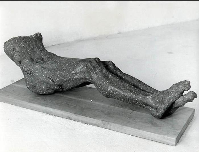 1975 - Pietra Lavica di Ischia - Ischia - 175x28cm