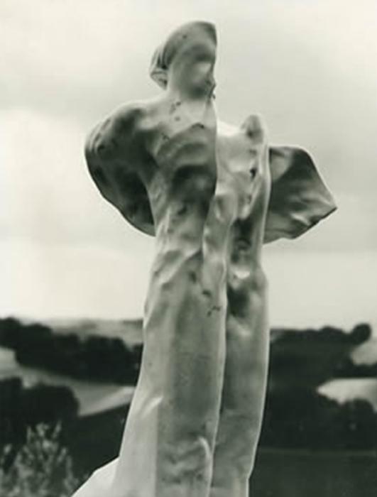 1994 - Marmo - Icaro - Svizzera - 85x40cm