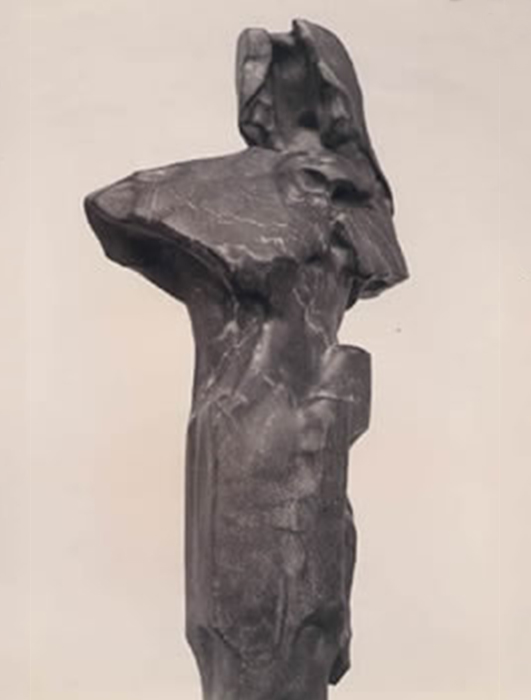 1995 - Marmo Rosso Mulas - Coll. Schleuter - Hagen - 100x35cm