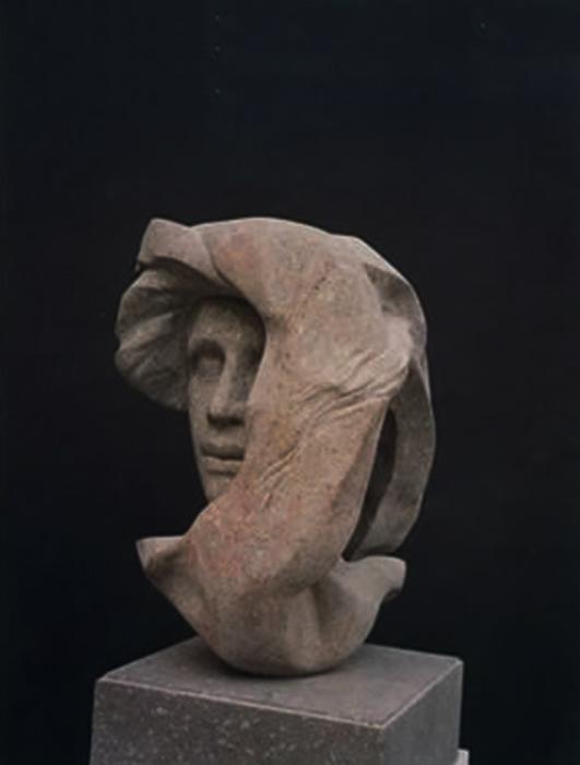 1996 - Pietra d'Ischia - Hannover - Coll. Schreiber - 55x45cm