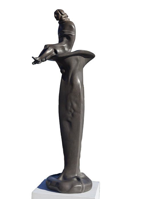 2014 - Pietra Tunisina - Berlin - Coll. Wagner - 90x25cm